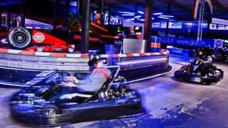 Impression Silverstone Indoorkarting Lasergame Partycenter