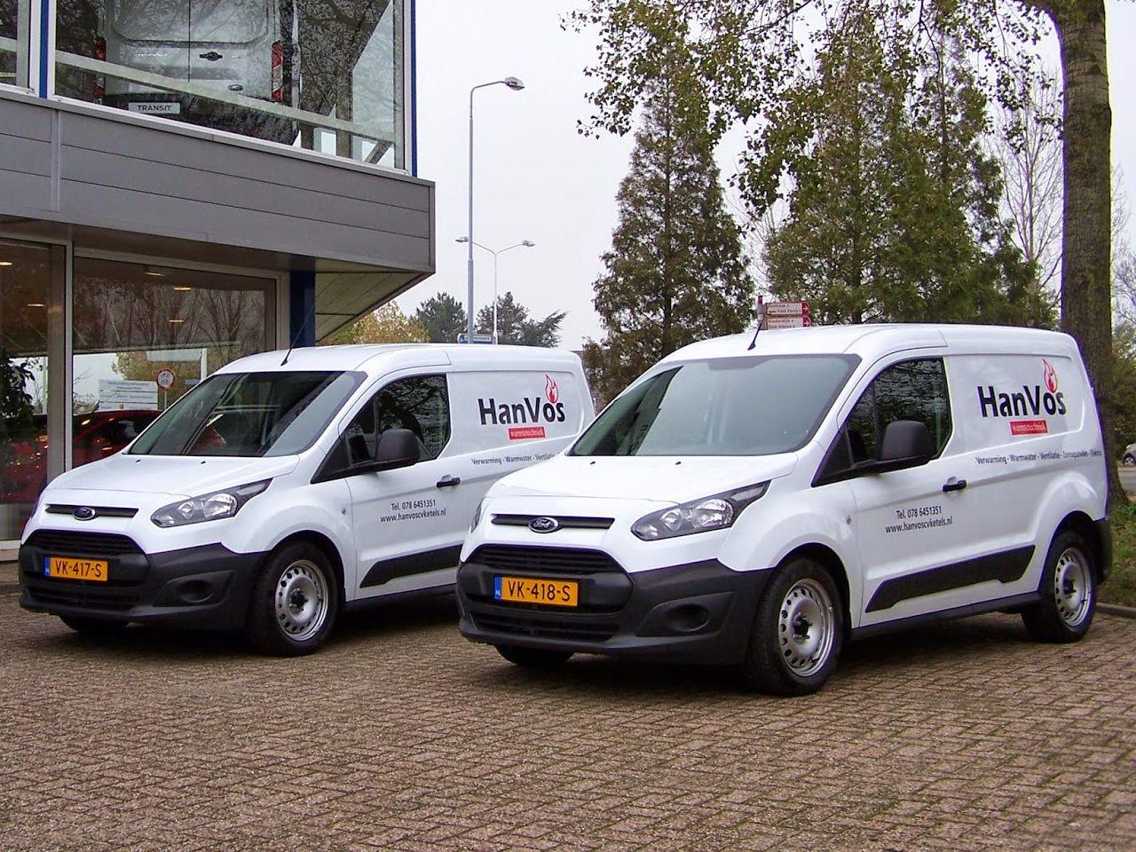 Onderhoud CV bedrijf HanVos Warmtetechniek CV ketels Zoetermeer in