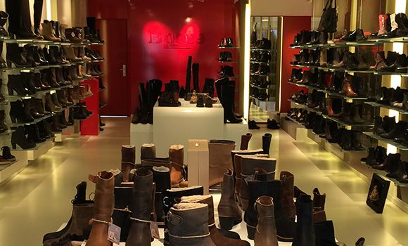 Impression Boots Shoes Leidsestraat