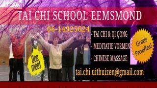 Tai Chi School Uithuizen