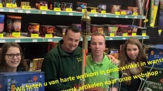Vuurwerk en Carbid.nl  .  Wanssum